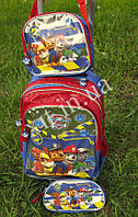 Детский чемодан 3 в 1 Paw Patrol
