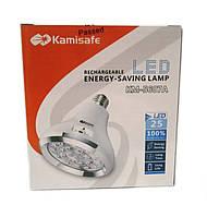 Качество! Аварийная лампа Kamisafe KM-5607C на 25 диода, фото 1