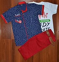 Детский нарядный костюм (6, 7, 8 лет)