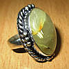 """Кольцо с волосатиком """"Страсть"""", размер  16.4 от студии LadyStyle.Biz"""