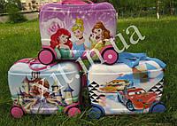 Детский чемодан-каталка
