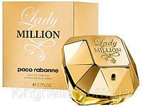 Женская парфюмированная вода Paco Rabanne LEDY MILLION, 30 мл.
