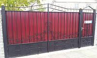 Кованые заборы, ворота