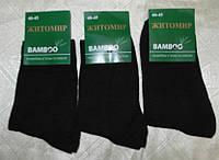 Носки мужские ЖИТОМИР BAMBOO  черные 12 шт упаковка  р.40-45 0017