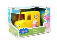 Грузовой фургон с фигуркой Peppa (-03773-GP-)