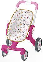 Коляска с поворотными колесами Smoby Baby Nurse (251223)
