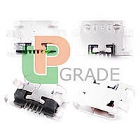 Разъем зарядки Lenovo A590/A670T/A710E, micro-USB