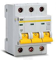 Автоматический выключатель ВА47-29М 3P 06A 4.5кА характеристика D