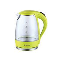 Чайник электрический SATORI SGK-4030-GR 1,7л стекло