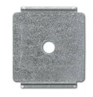 Пластина для подвеса проволочного лотка на шпильке , DKC,  FC37311