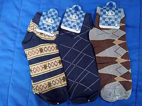 Короткие мужские носки