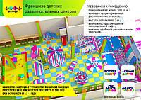 Франшиза детских развлекательных центров