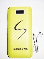 Повер банк Power Bank Samsung 30000 mAh 3 USB LCD-экран, фото 8