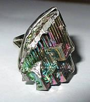 Разноцветное колечко с висмутом,  размер 18.3   от студии LadyStyle.Biz, фото 1