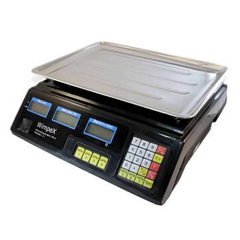 Торговые весы WIMPEX 50 kg D100