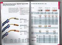 Сварочная горелка Abicor Binzel MB EVO PRO 401 D (3 метра)-евроразъем