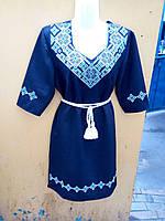 Вишита жіноча сукня (розміри 46-54)