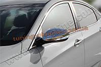 Накладки на зеркала с поворотниками Omsa на Hyundai Elantra 2011-2016