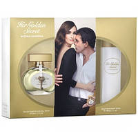 Antonio Banderas Her Golden Secret SET (EDT 50ml + DEO 150ml) (ORIGINAL)