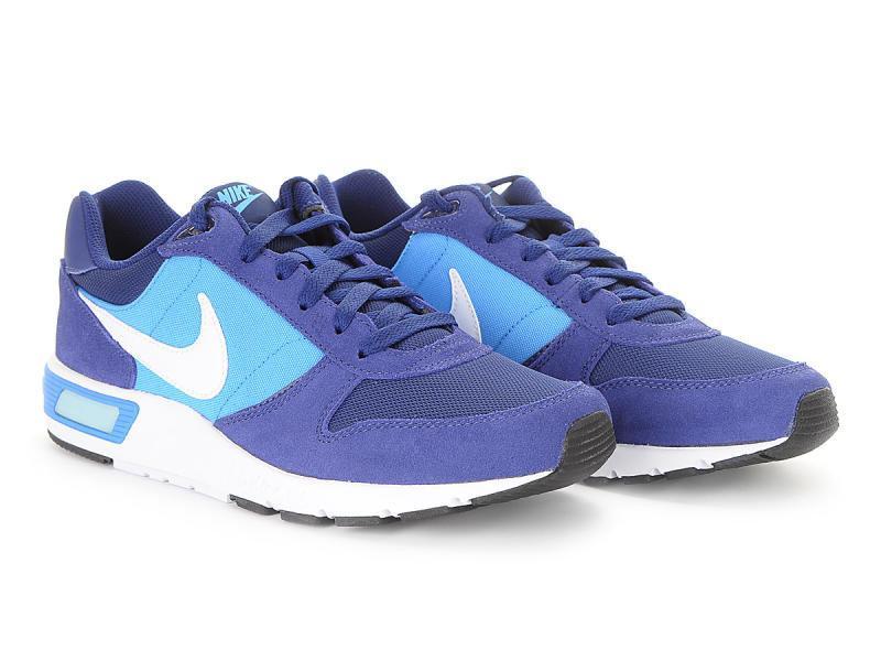 85f4b52021d0 Кроссовки мужские NIKE NIGHTGAZER 11, синие - Sport Active People - Интернет  Магазин Спортивной Одежды