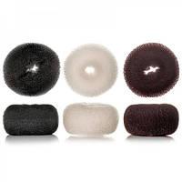 Резинка мочалка для волос №3, 12.5 см