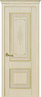 Двери межкомнатные Новый Стиль, ИНТЕРА, модель Вилла premium, глухое с гравировкой