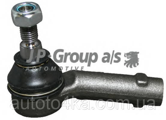 Наконечник рулевой тяги левой JP Group 1144601970 (VW T4 01.96-)