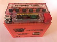 Аккумулятор 5A/12V гель с индикатором. OVTDO