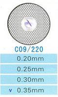 Диск алмазный двухсторонний C09/220/0.35 Kangda Gold Eagle