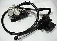 Гидравлические передние тормоза комплект GY6-50/80/125/150