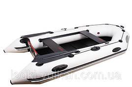 Моторная ПВХ лодка  Vulkan VM310 Белая