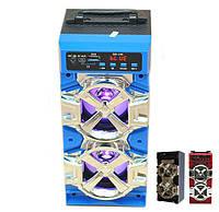Радиоприемник колонка с Bluetooth JHW-QS