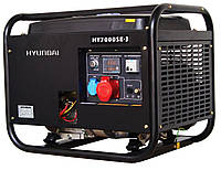 Генератор Hyundai HY 9000SE-3