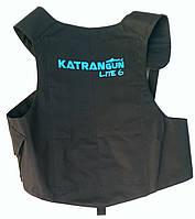 Жилет для подводной охоты KatranGun Lite 6 Black