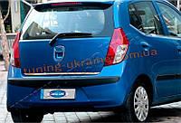 Нижняя кромка крышки багажника Omsa на Hyundai i10 2013