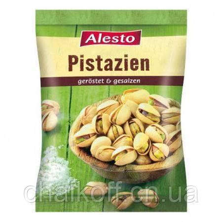 Фисташки соленые ALESTO PISTACHIOS, 250 г