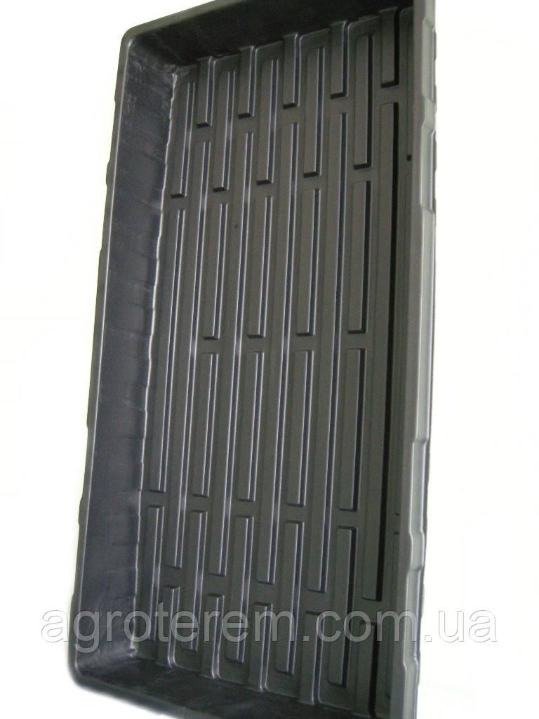 Поддон для кассет,  размер лотка 54х28 см,толщина стенки  0,8 мм