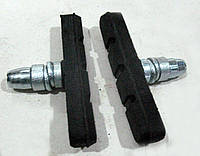 Колодка МТВ тормозная с резьбой пара