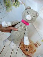 Вязание Амиргуми детских мягких игрушек