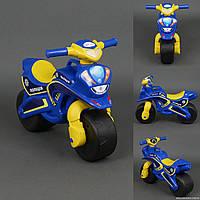 Детский мотоцикл, толокар Байк Полиция Doloni 0139/570