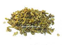 Перец сушеный резаный 50 грамм, Паприка сладкая зеленая измельченная