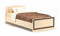 """Кровать ламель 90 """"Дисней"""". Мебель-Сервис"""