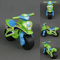 Детский мотоцикл, толокар Байк Полиция музыкальный Doloni 0139/52