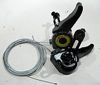 Переключатель скоростей левый/правый, пластик, модель05