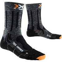 Носки X-Socks Trekking Summer G035 Anthracite / Black