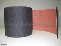 Шлифовальная шкурка в рулонах ЗАК - 250 мм х 20 м Р36 черная