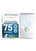 Альбентабс 75 таблетки 7,5% № 1 O.L.KAR