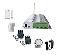 GSM сигнализация B2111 с Wireles датчиками