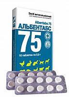 Альбентабс 75 №10 таблетки O.L.KAR