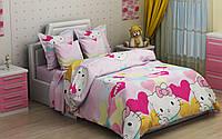 Полуторный детский комплект Hello Kitty